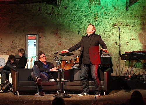 Hintze & Sigl Live Satire Talk 2013